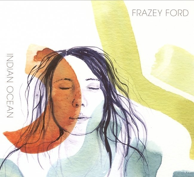 dvd cover Frazey Ford - Indian Ocean