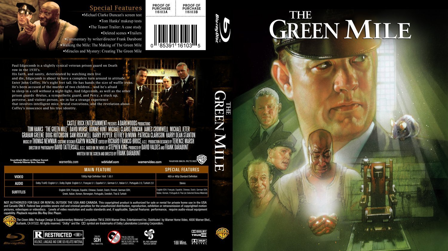 what is the main idea in green mile movie