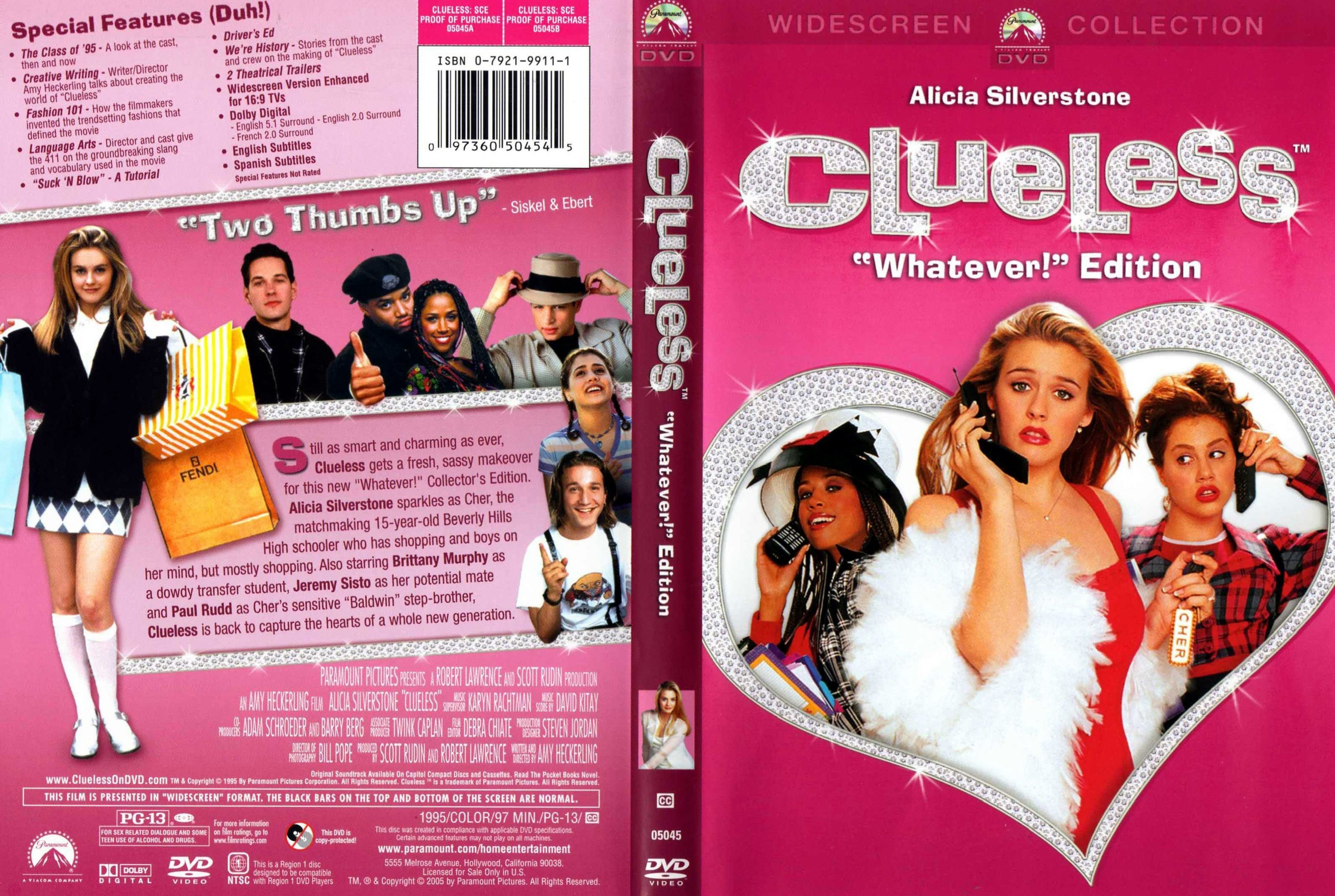 a comparison of the similarities and differences between amy heckerlings clueless and jane austens e With the exception of the exclusion of a few characters, clueless is a faithful adaptation and update of jane austen's emma most of the characters and much of the story in emma are paralleled in the film, but the major similarity between the two is the main character's transition from a self-centered snob to a more tolerant and understanding.
