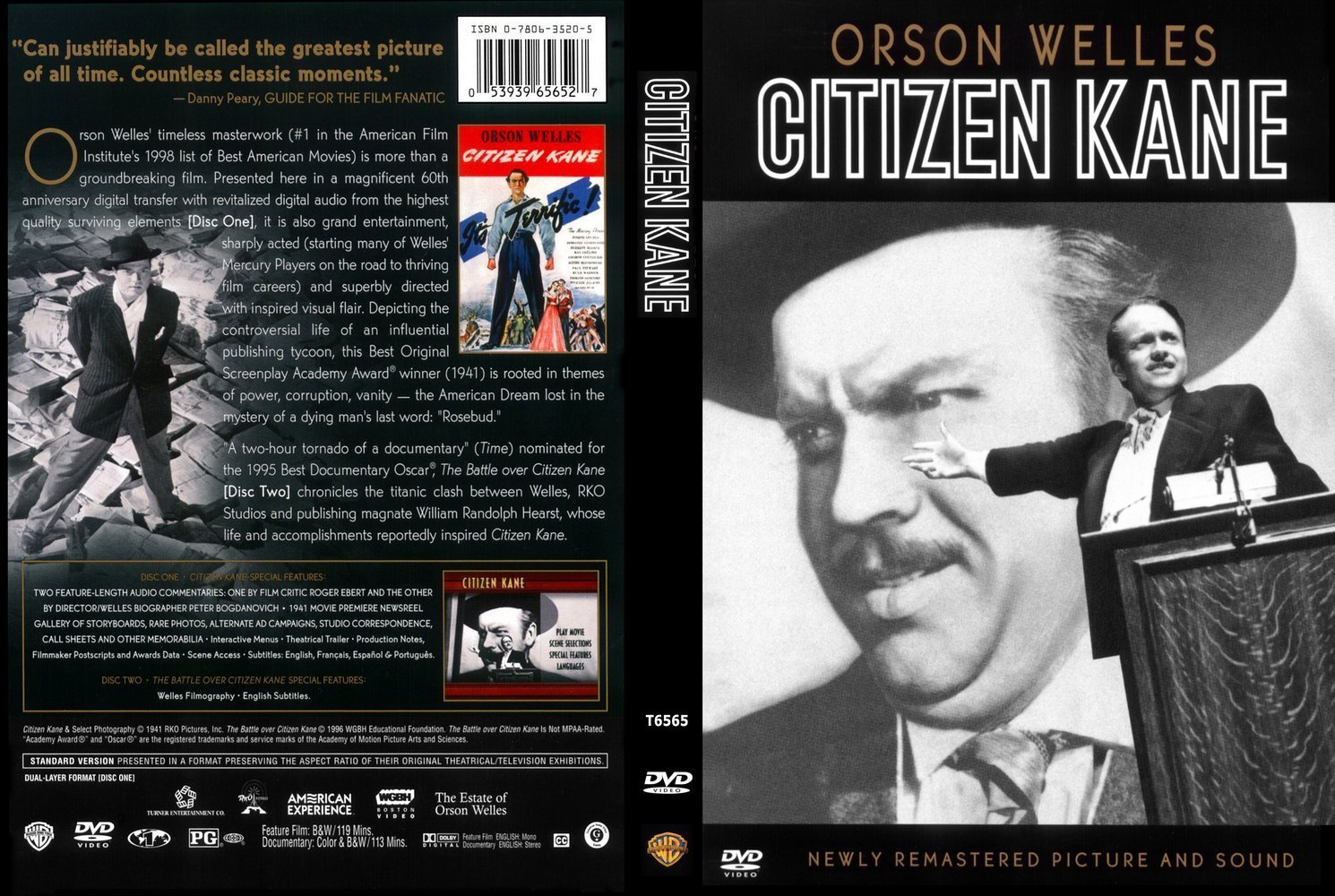 similarities between charles foster kane from citizen kane and william randolph hearts A comparison of william randolph hearst and a comparison of william randolph hearst and citizen kane and between charles foster kane and william randolph.