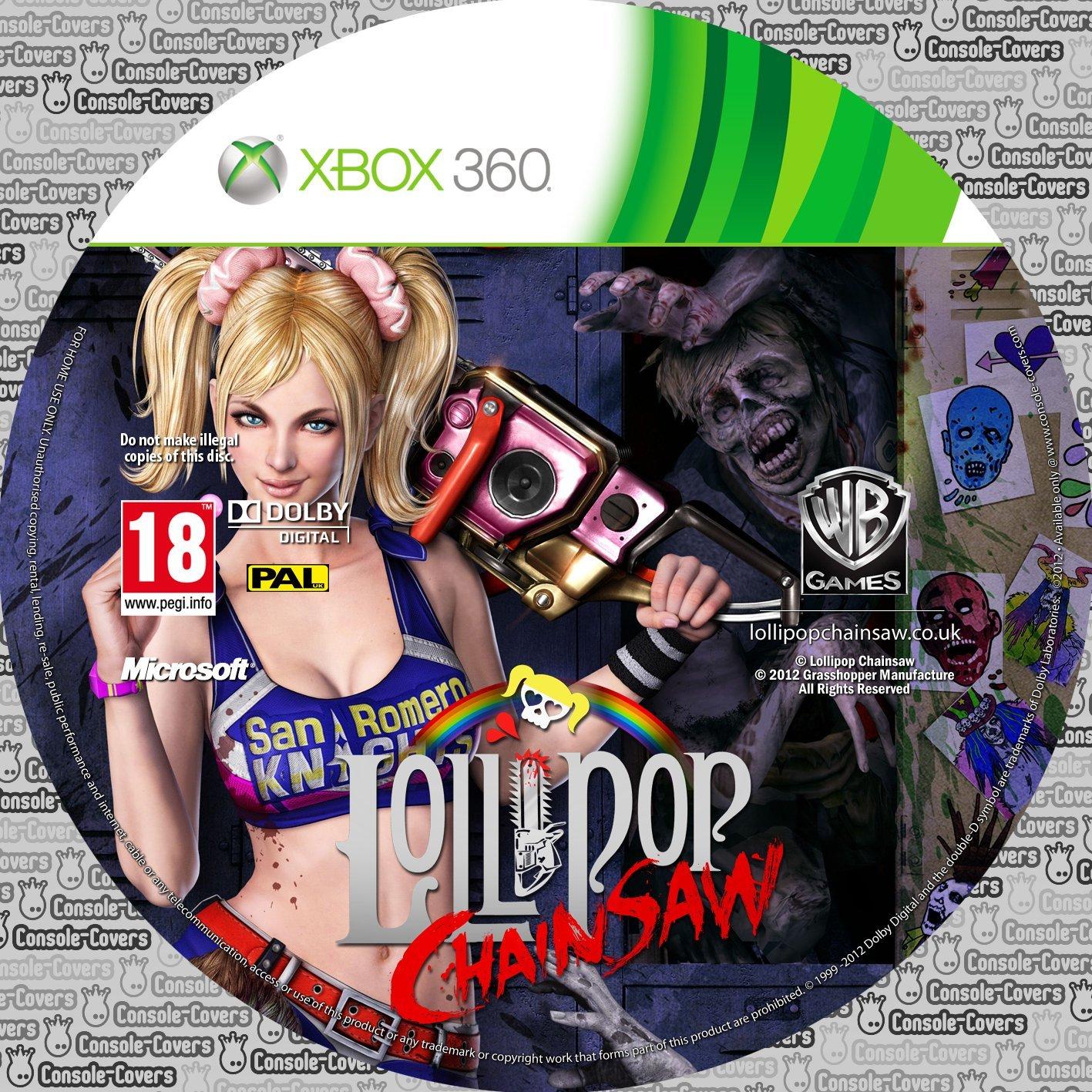 lollipop chainsaw xbox 360 download