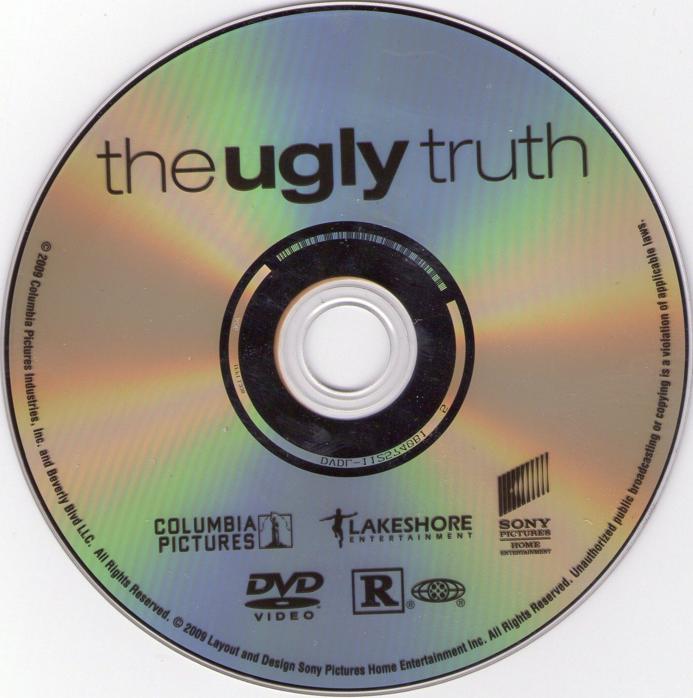 The Ugly Truth 2009 Ws R1 Dvd Covers And Labels