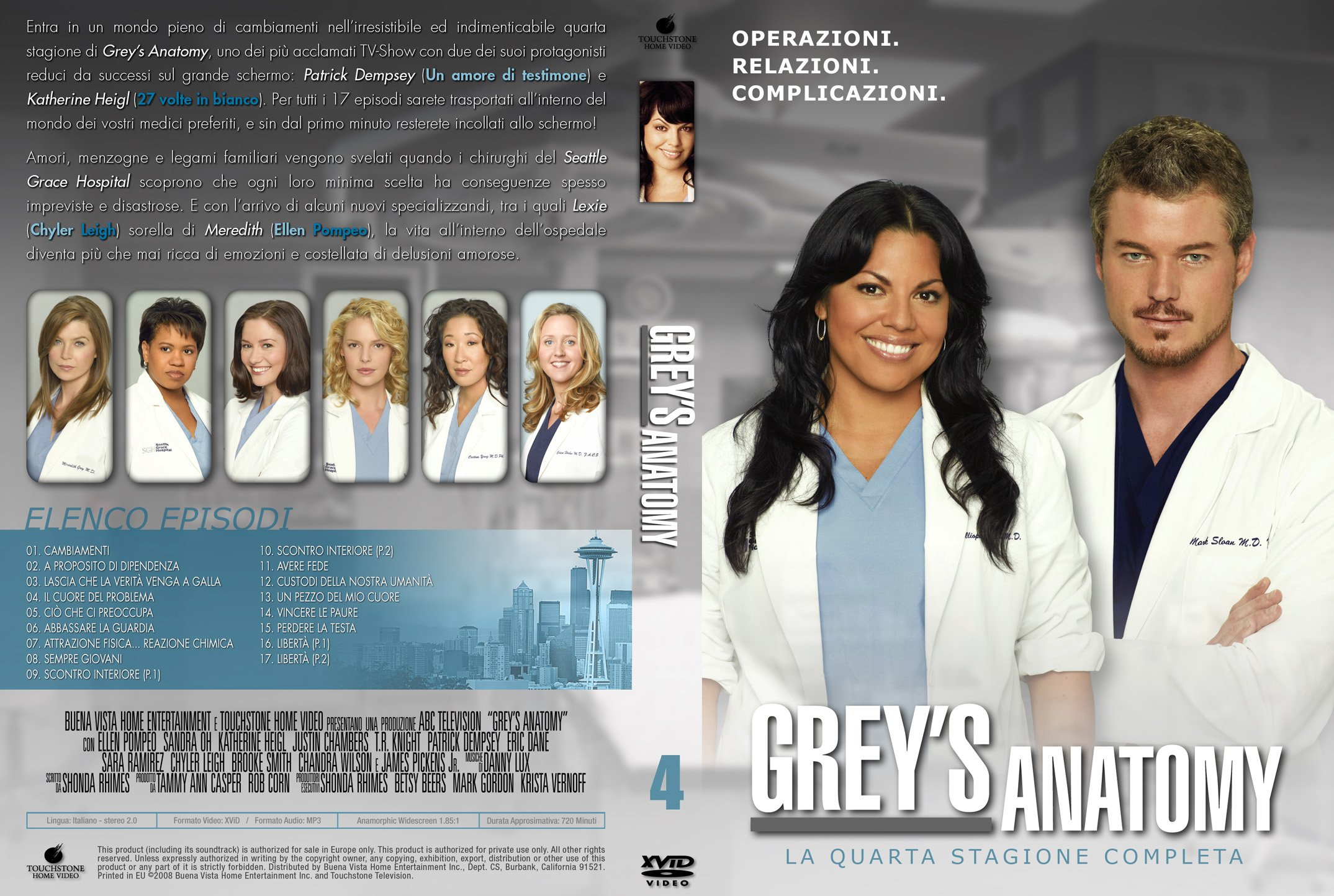 Grey Anatomy Dvd Image Collections Human Body Anatomy