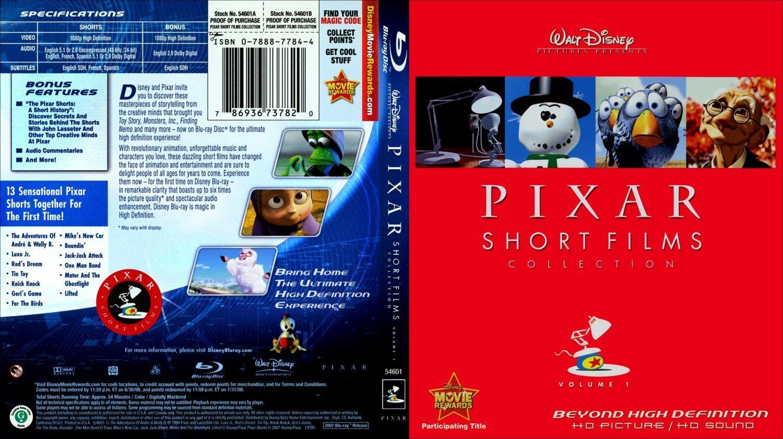 Pixar Short Films Dvd Volume 2 Colombiana Movie Dance Scene
