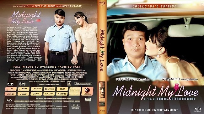 dvd cover Midnight My Love
