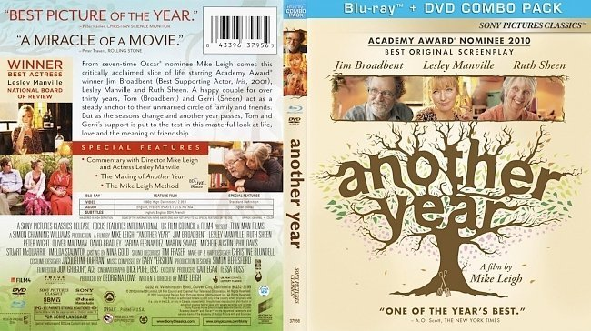 dvd cover Another Year