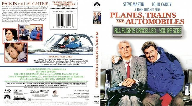 dvd cover Planes Trains and Automobiles3