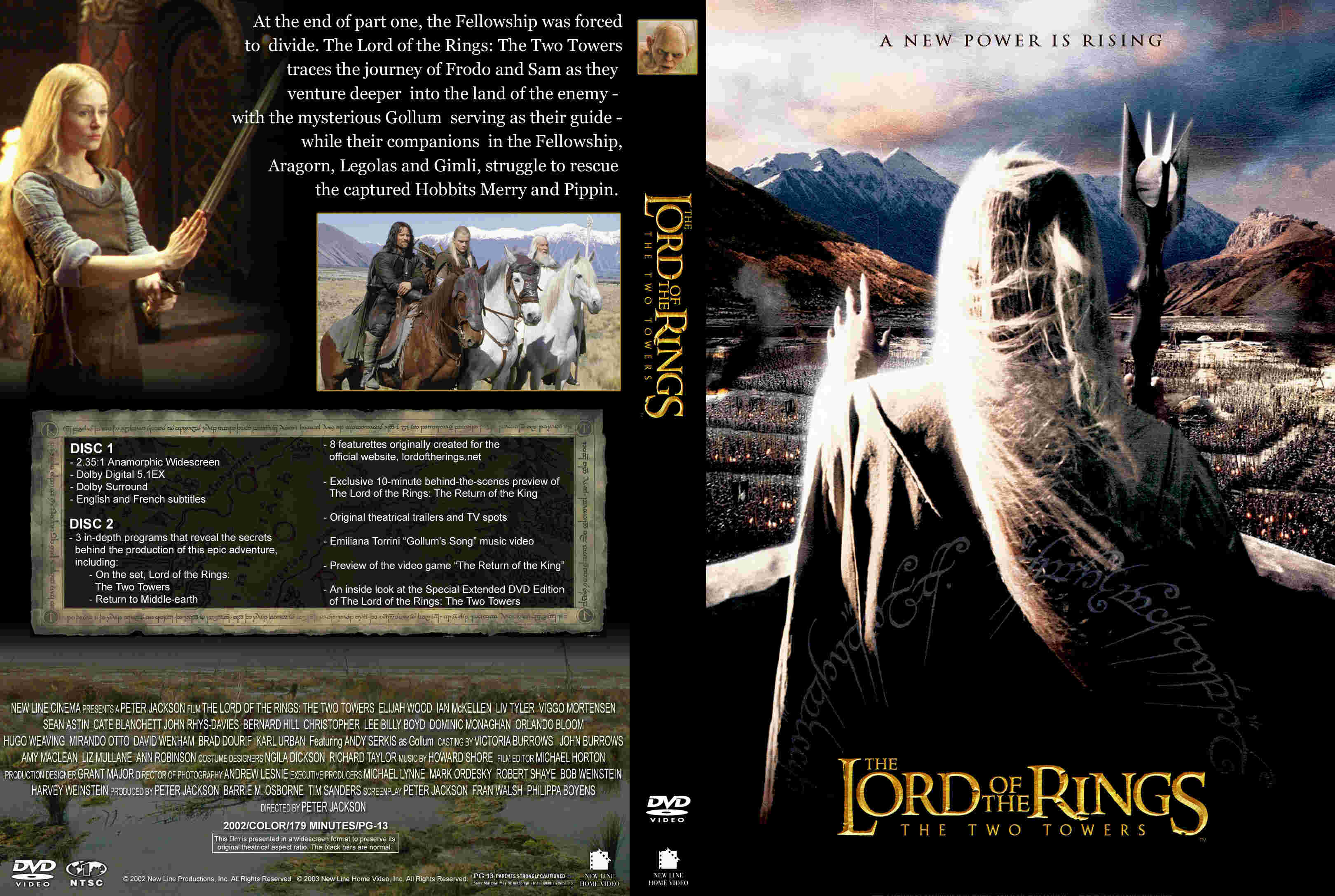 an analysis of the two towers in the lord of the rings I always wondered which are the two towers that are referred to which are the two towers in lord of the rings this isn't truly a site about literary analysis.
