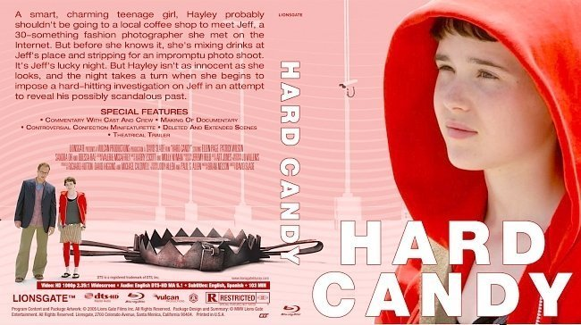 dvd cover Hard Candy