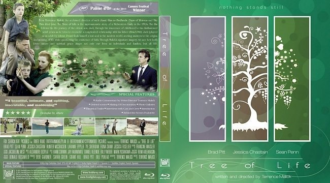 dvd cover Tree Of Life