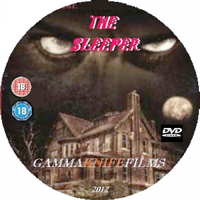 dvd cover The Sleeper