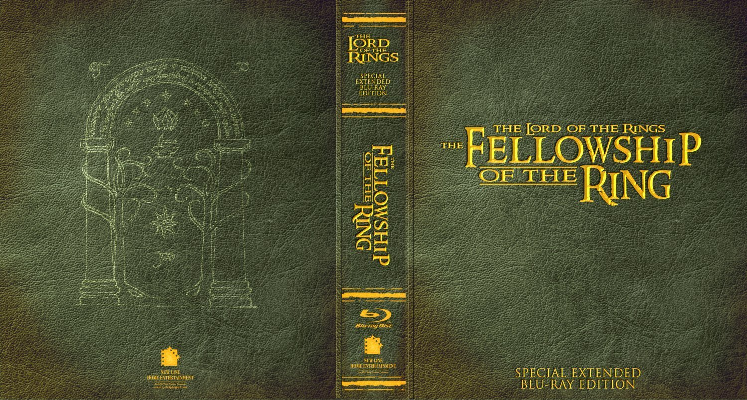 The Lord of the Rings The Fellowship Of The Ring Special