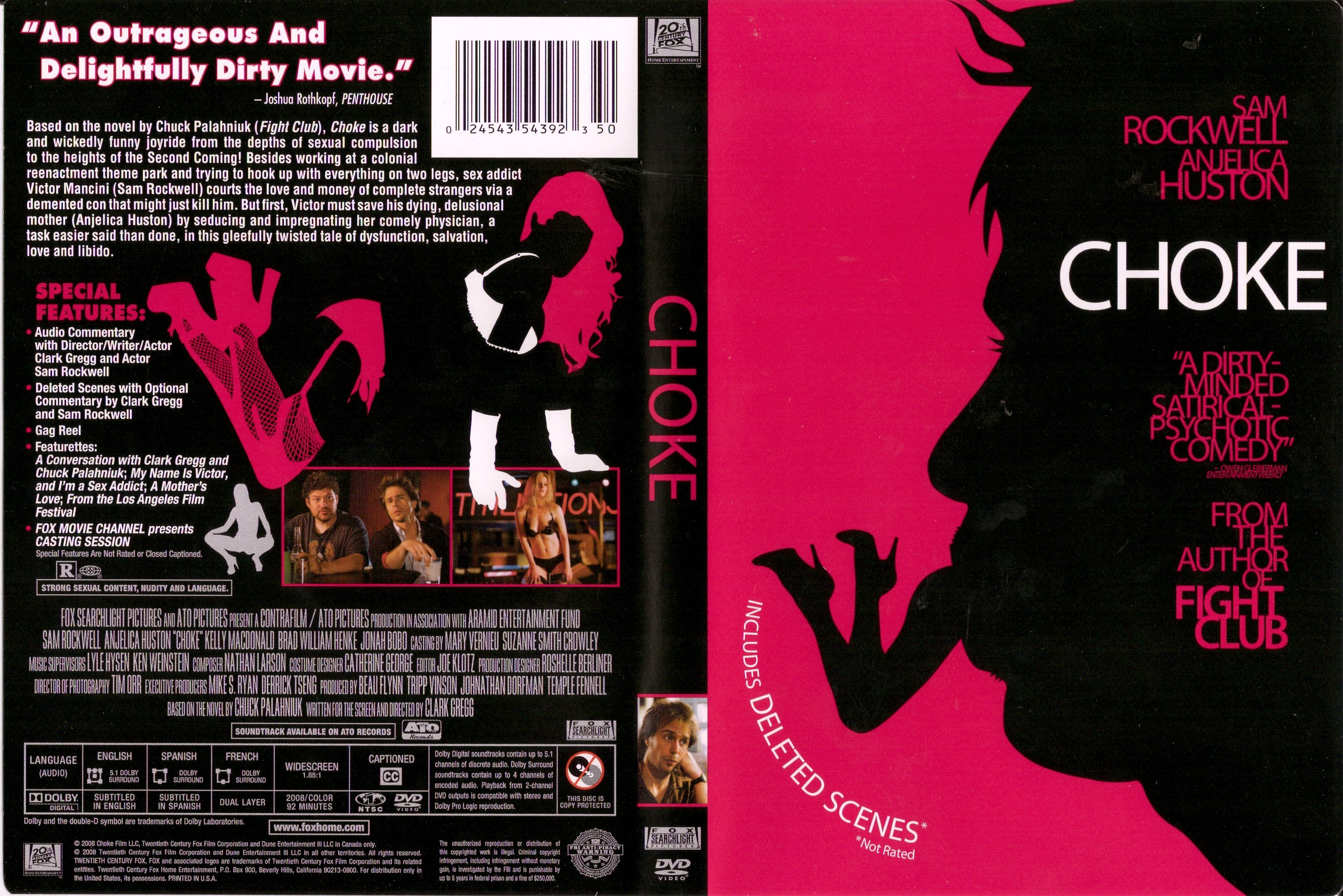 character analysis of victor mancini in choke a novel by chuck palahniuk A novel by chuck palahniuk go along for the ride with victor mancini as he cruises sexual addiction recovery choke -chuck palahniuk read this and fell.