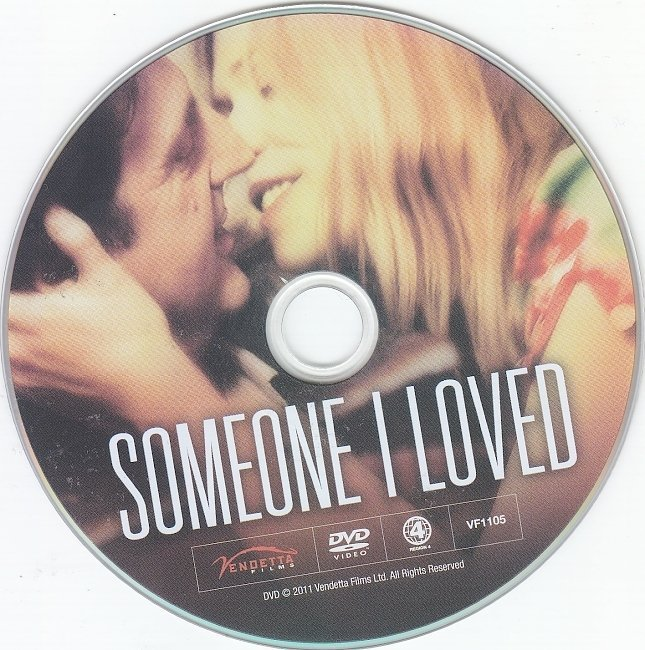 dvd cover Someone I Loved (2009) R4