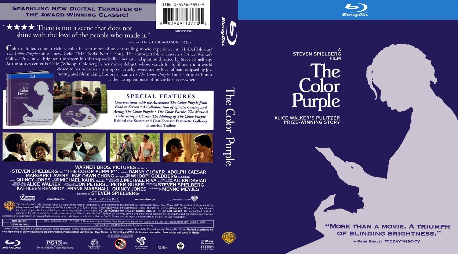 the description of the life long struggle of celie in alice walkers the color purple The colour of alice walker's voice celie is like the color purple because she has gone unnoticed her whole life and is that make that life often a struggle.