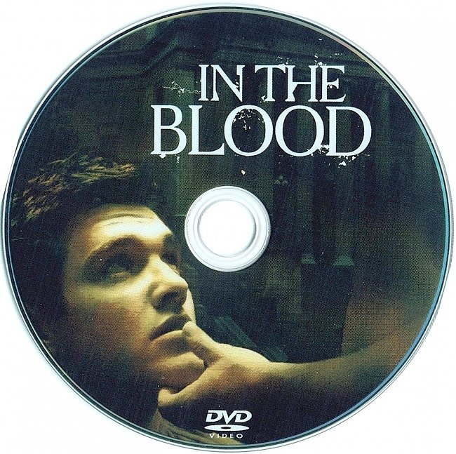 dvd cover In The Blood (2006) R1