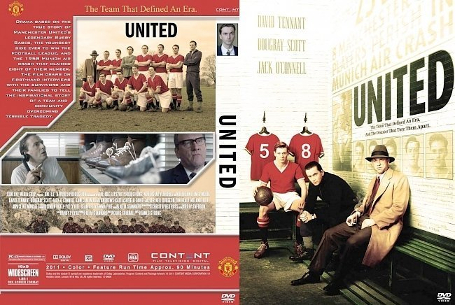 dvd cover United