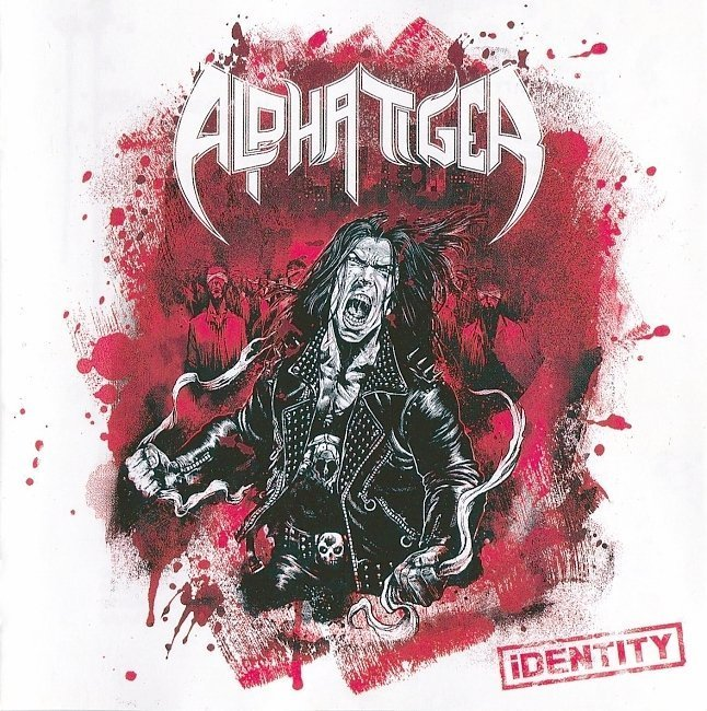 dvd cover Alpha Tiger - iDentity