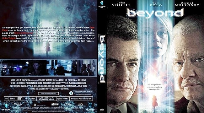 dvd cover Beyond
