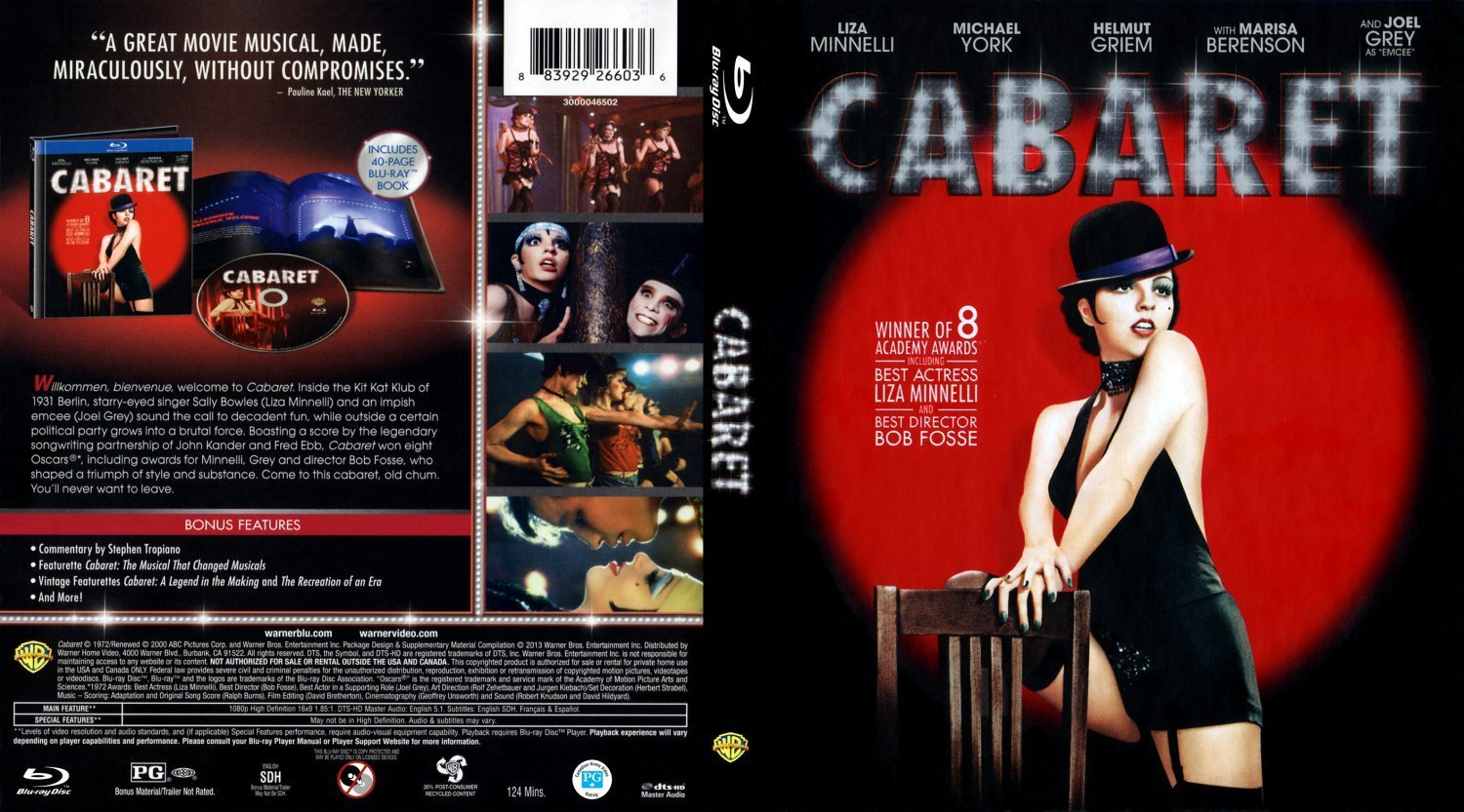 cabaret essays Cabaret musical in 2 acts book by joe masteroff: based on the play i am a camera by john van druten and the berlin stories by christopher isherwood.