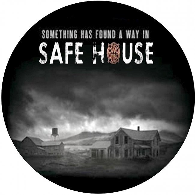 dvd cover Safe House