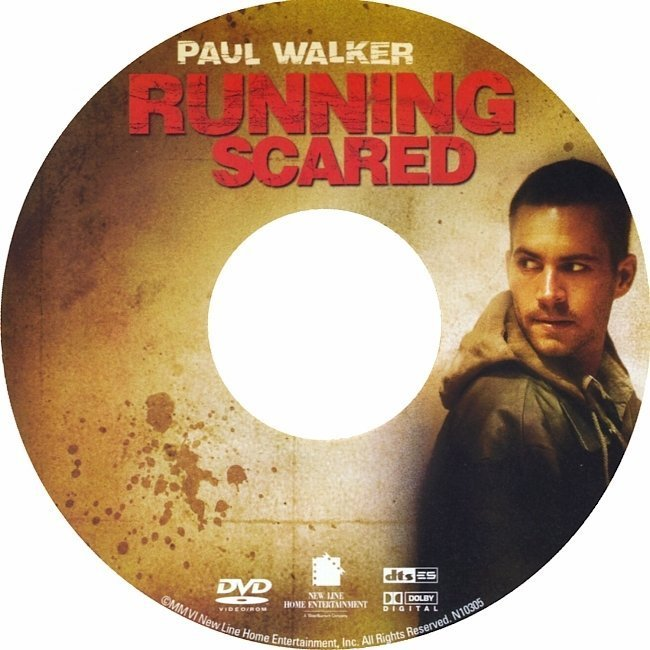 dvd cover Running Scared (2006) R1