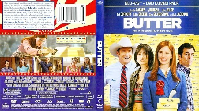 dvd cover Butter