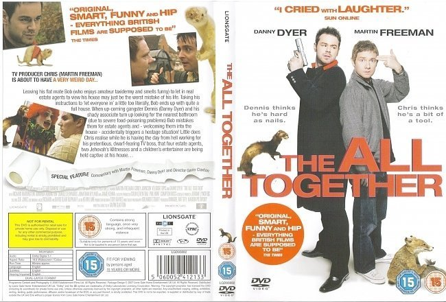 dvd cover The All Together (2007) R2