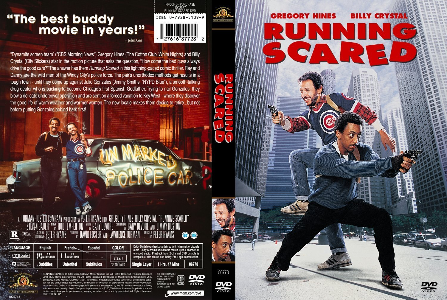 Running Scared 1986  Rotten Tomatoes