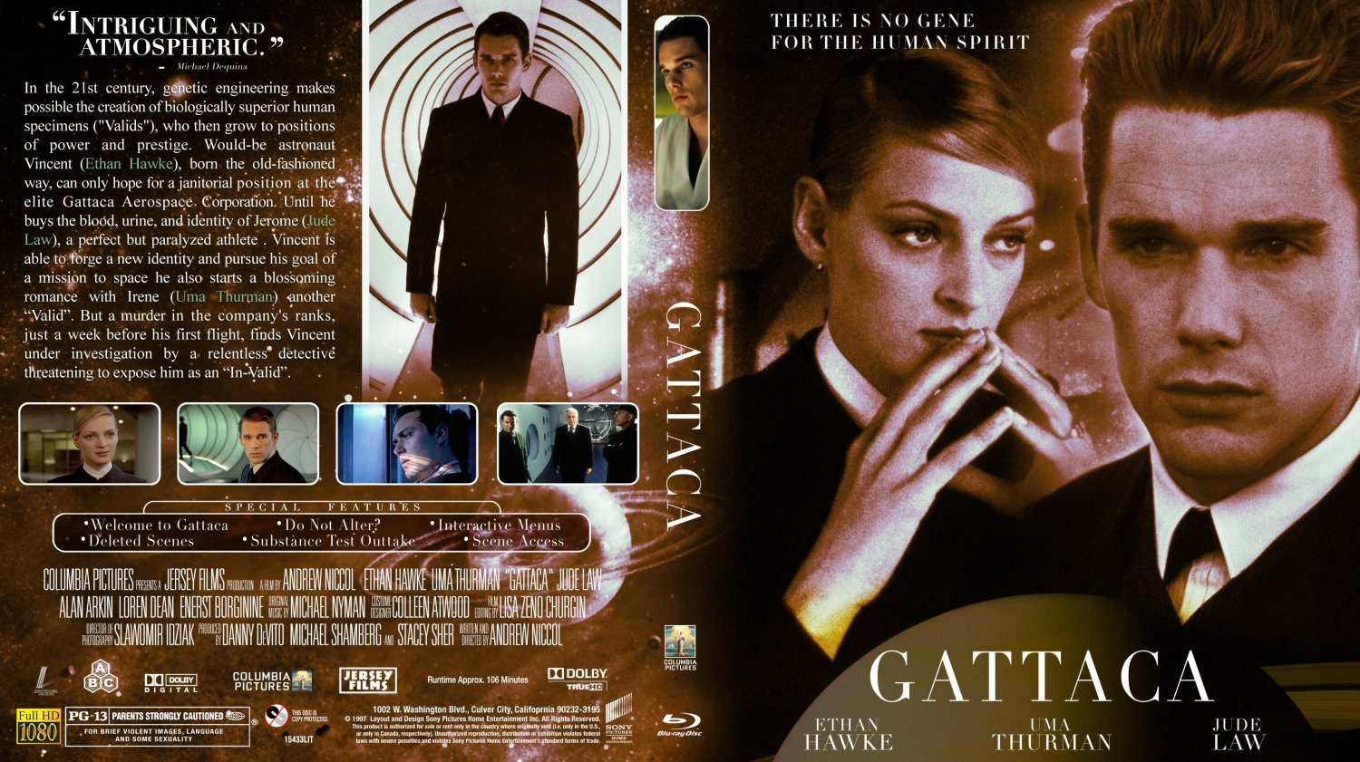 no one in gattaca is who Gattaca study guide contains a biography of director andrew niccol, literature essays, quiz questions, major themes, characters, and a full summary and analysis.
