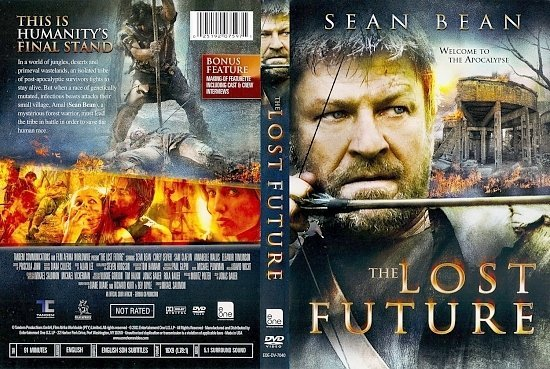 dvd cover The Lost Future