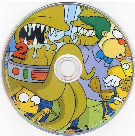 dvd cover The Simpsons: Season 4 (Spanish)
