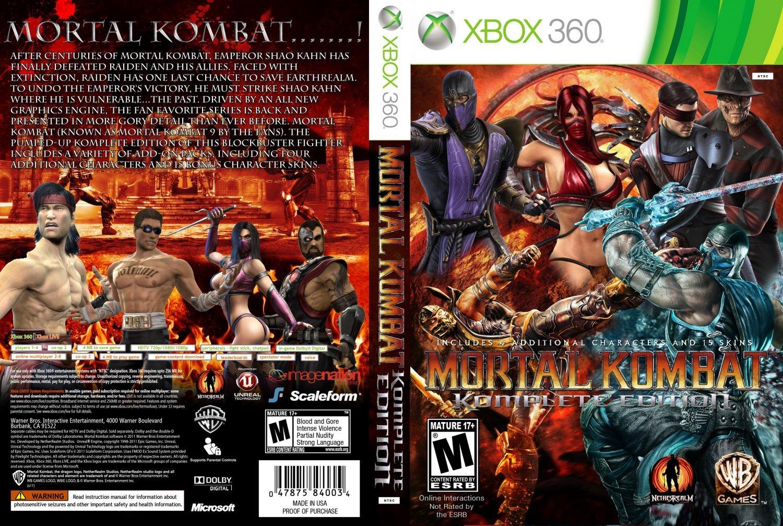 Mortal kombat komplete edition nudity fucked clip