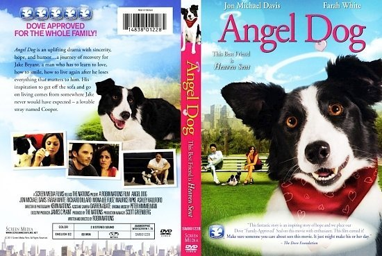 dvd cover Angel Dog