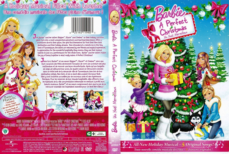 Barbie a perfect christmas barbie et un noel merveilleux - Un merveilleux noel barbie ...