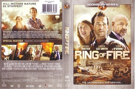 dvd cover Ring Of Fire WS UR R1