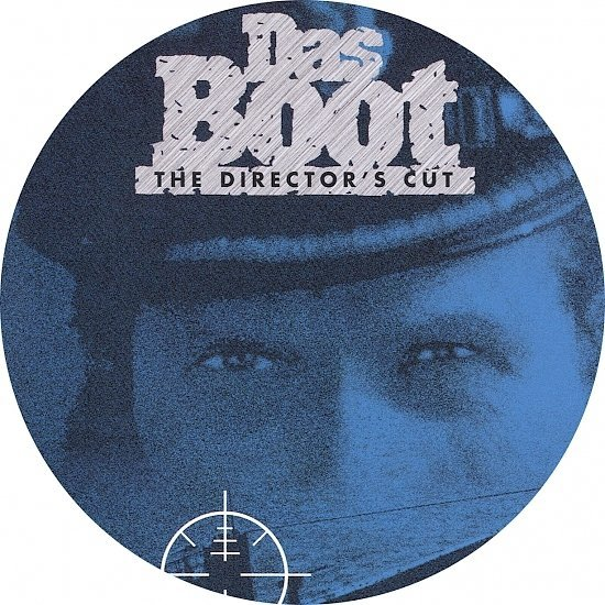 dvd cover Das Boot (1981) DC R1