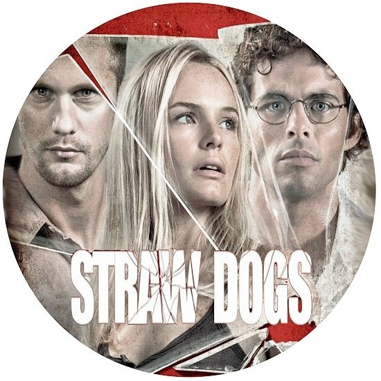 dvd cover Straw Dogs (2011) R1