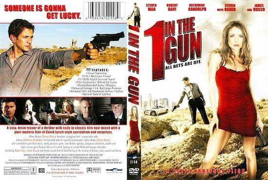 dvd cover One In The Gun