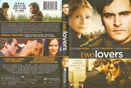 dvd cover Two Lovers (2008) WS R1