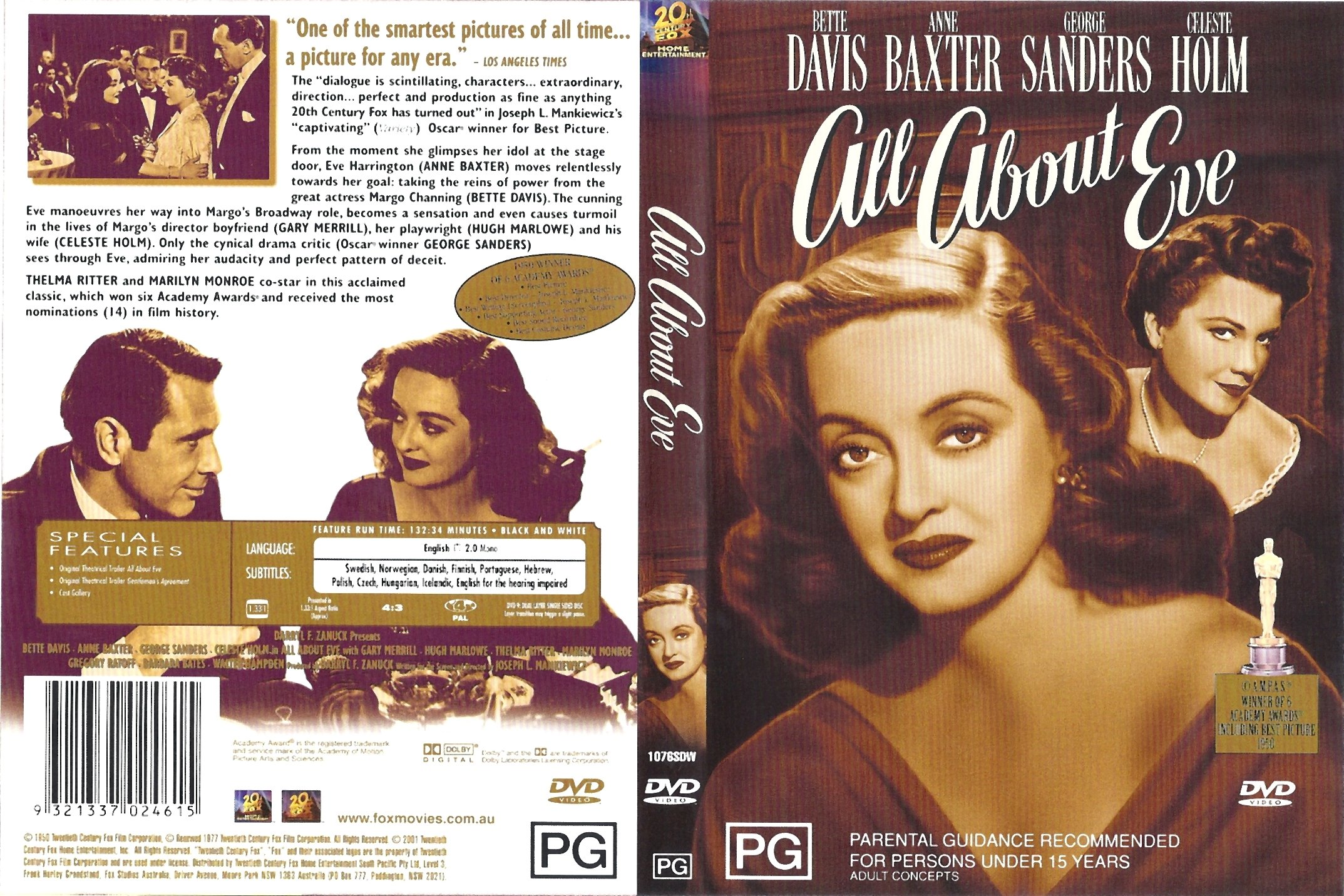 "an analysis of the movie all about eve Turner classic movies all about 'all about eve  in the summary for lucas's second draft (dated january 28, 1975, when the film was called ""adventures of the."
