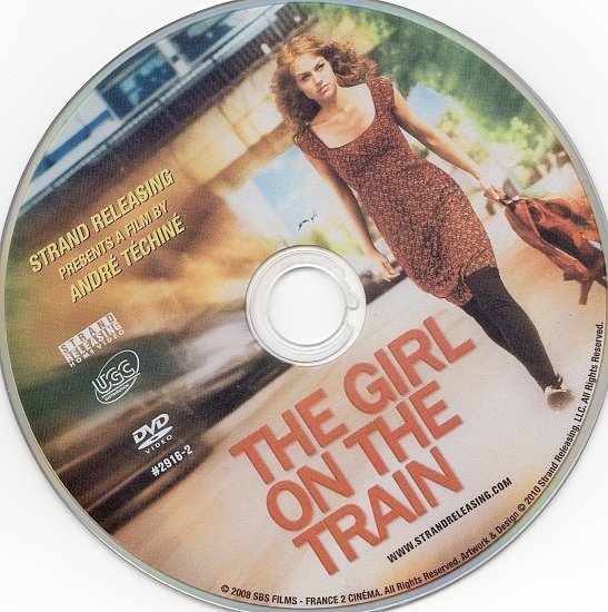 dvd cover The Girl On The Train (2009) WS R1