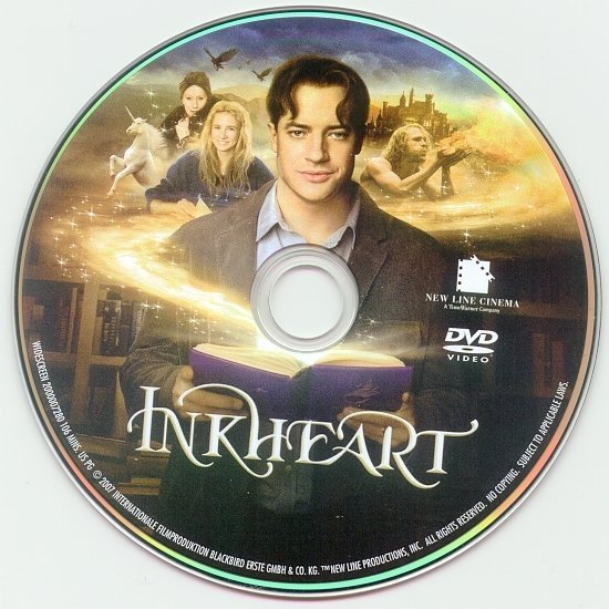 dvd cover Inkheart (2008) WS R1