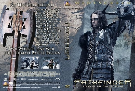 dvd cover Pathfinder (2007) WS R1