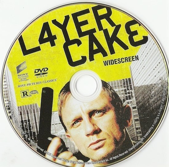 dvd cover Layer Cake (2004) WS R1