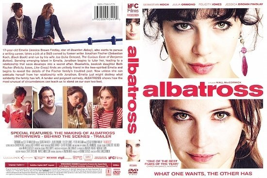 dvd cover Albatross (2011) R1