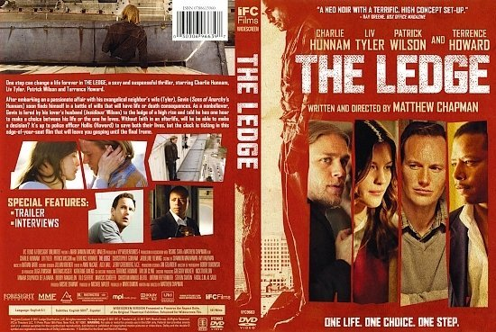 dvd cover The Ledge (2011) R1