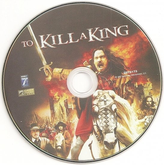dvd cover To Kill A King (2003) WS R1