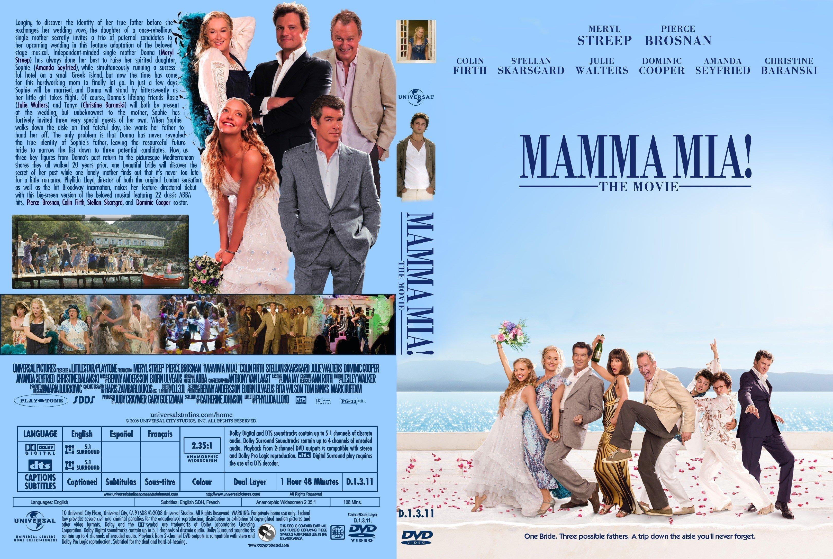 Mamma Mia! The Movie Soundtrack  Wikipedia