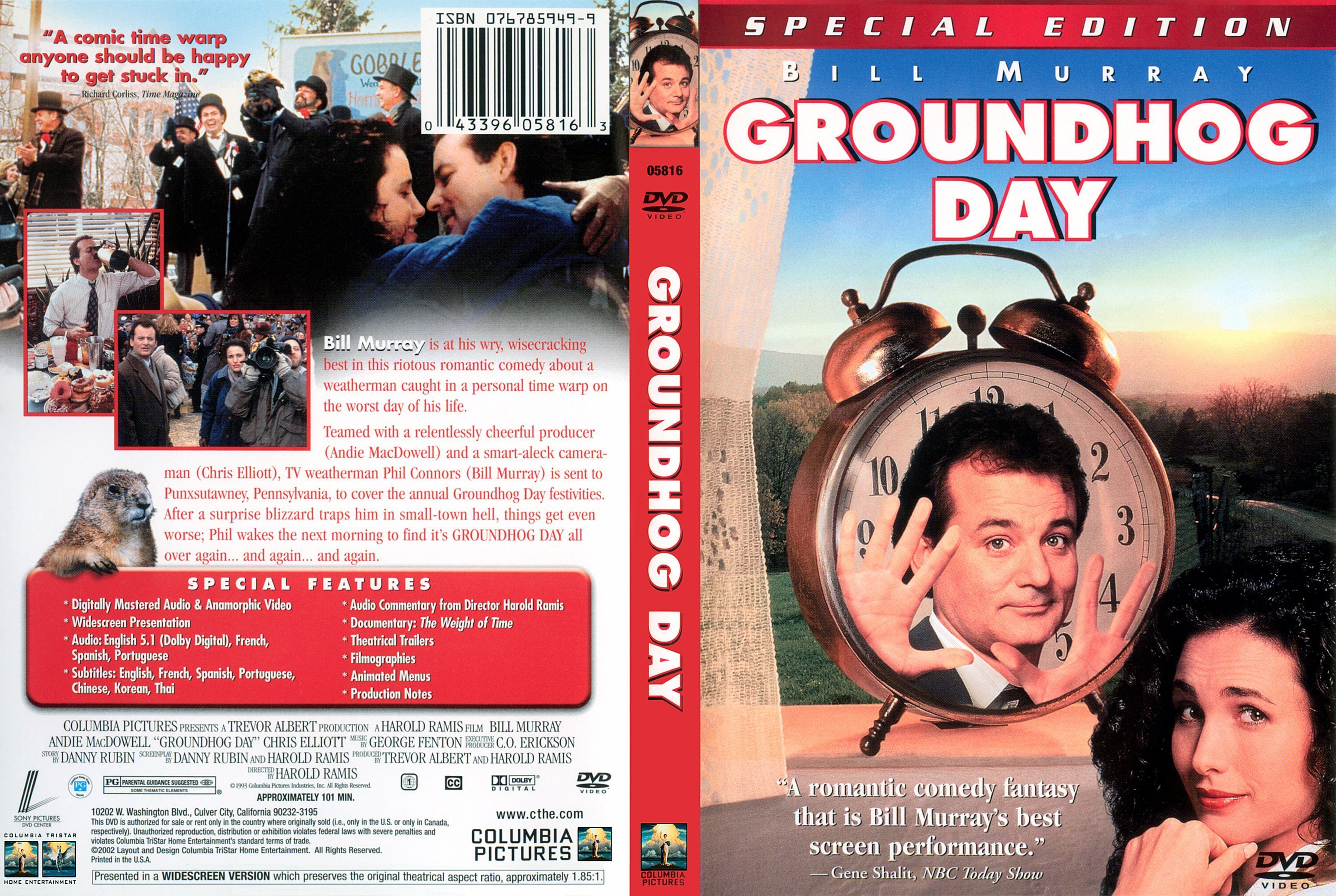 learnings from groundhog day movie